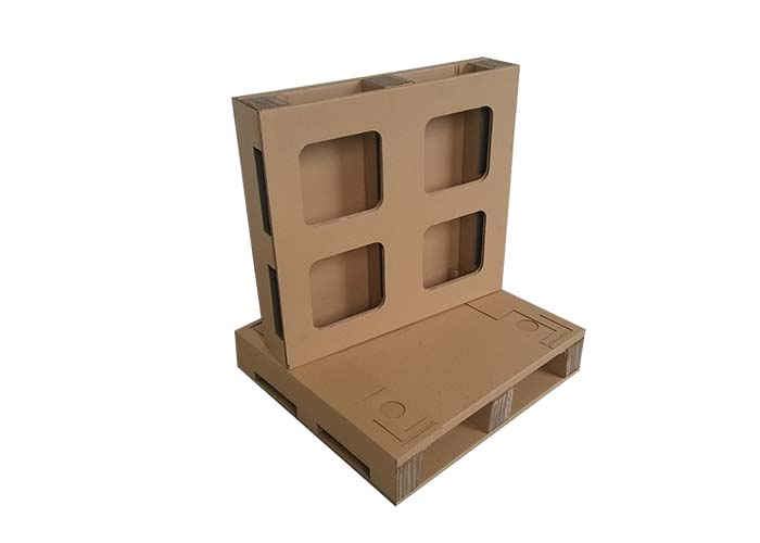 瓦楞纸卡板,纸卡板,纸栈板,纸托盘